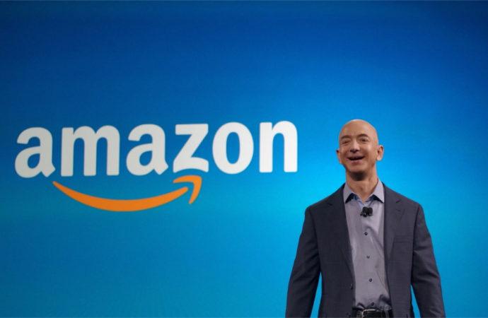Direktor Amazona zaradi 275 miliona dolara dnevno