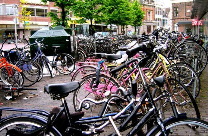 Novi holandski sistem je spas za bicikliste