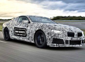 BMW obradovao fanove: Stiže i M8