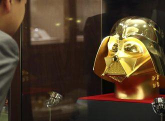 Japanci prodaju zlatnog Darta Vejdera za 1,4 miliona dolara