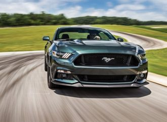 Mustang je najtraženiji sportski model u Evropi u 2017.