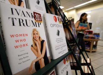 Nova knjiga Ivanke Tramp: Žene koje rade