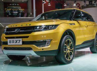 Jeftina kineska kopija pokopala Land Rover Evoque