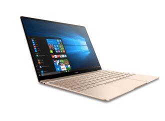 MateBook X – prvi laptop Huaweia