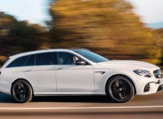 Mercedes počeo prodaju najskupljeg modela E klase