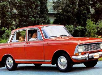 Volkswagen kupio prava na Moskvič