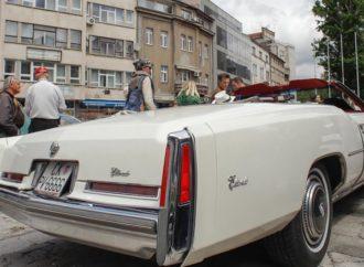 Sarajevo: Cadillac Eldorado iz 1976. najljepši oldtimer