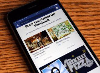 Amerikanci počeli naručivati hranu direktno preko Facebooka