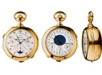 Najskuplji časovnik na svijetu – Patek Philippe