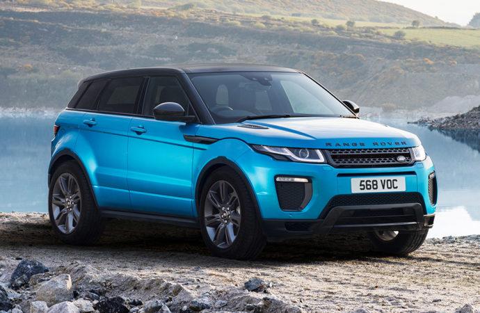 Land Rover proslavlja uspješnu prodaju Evoquea, predstavljena specijalna verzija