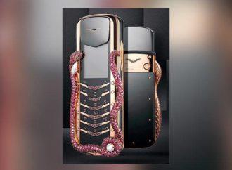 Vertu Signature Cobra – telefon vrijedan 360.000 dolara