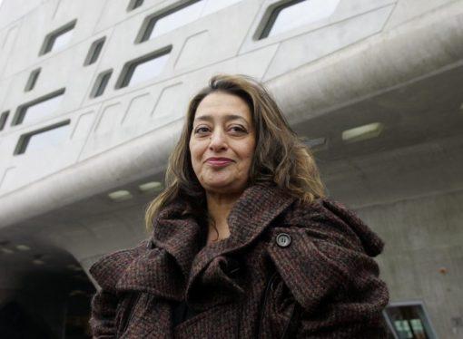 Zaha Hadid – više od 950 projekata u 44 zemlje