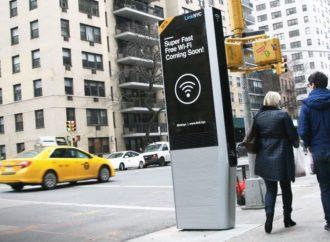 Wi-Fi kiosci stigli na londonske ulice