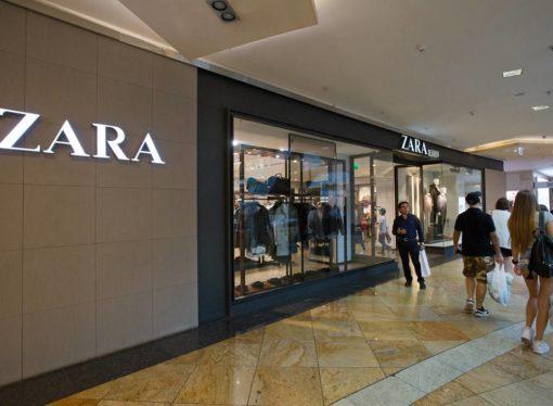 Zara se seli na internet