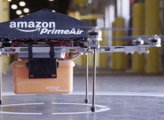 Amazon planira izgradnju centara za dronove u obliku džinovskih košnica