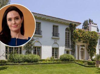 Angelina Jolie se počastila luksuznom vilom od 25 miliona dolara