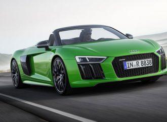 Audi predstavio najbrži serijski kabriolet do sada