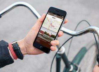 Holandska brava za bicikl blokira pametni telefon