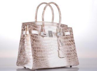 Kultna Birkin torba od krokodilske kože prodana za 380.000 dolara