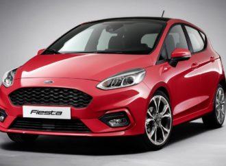 Ford Fiesta najprodavaniji automobil u Velikoj Britaniji