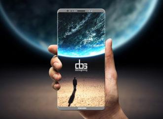 Samsung Note S8 je veći nego što smo mislili
