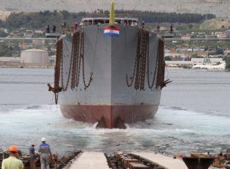 U Jadransko more porinut najveći jedrenjak na svijetu