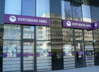Dobit Komercijalne banke u prvih pet mjeseci 29 miliona eura
