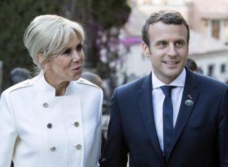 Prva dama Francuske u provokativnom izdanju: Bridžit Makron šokirala stajlingom