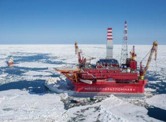 Rosneft otkrio naftu na Arktiku