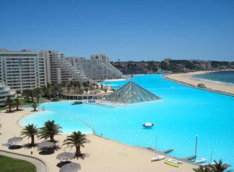 Hotelski kompleks u Čileu ima bazen dugačak više od kilometra
