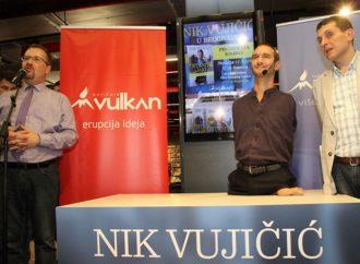 Nik Vujičić na EXIT besjedi o zaštiti planete