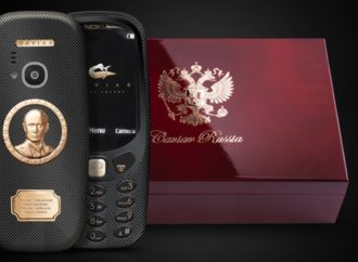 Stigla luksuzna Nokia 3310 Supremo Putin