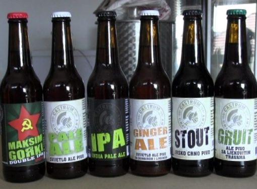 Dobojsko craft pivo: Od hobija do proizvodnje hiljadu litara mjesečno
