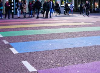 Poljski grad hoće šarene pješačke prelaze