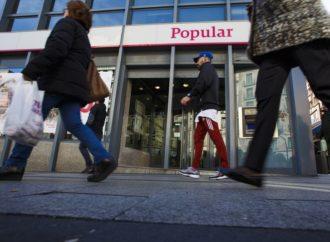 Španska banka Popular prodata banci Santander za jedan euro