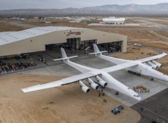 Najveći avion na svijetu ugledao svjetlost dana