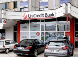 UniCredit i Raiffeisen grabe naprijed, bljesnula Union banka