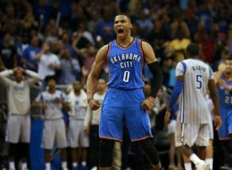 NBA: Vestbruk MVP, D'Entoni najbolji trener