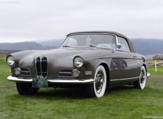 Predivni BMW 503 iz 1957. godine