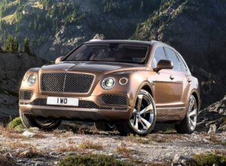 Bentley Bentayga PHEV stiže 2018