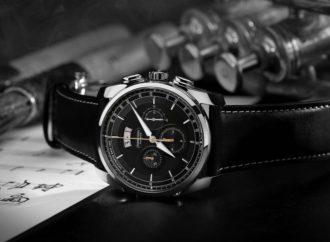 Elegantni sat inspirisan džezom