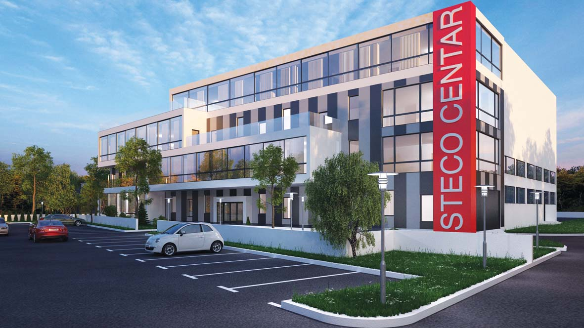 Danas Steco ima dosta više kupaca nego proizvodnih kapaciteta zbog čega su izgradili i novu fabriku