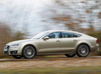 Audi hoće da vodi kolo: A7 bez ruku 130km/h