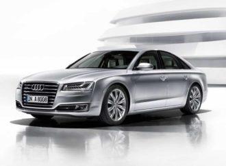 U Barseloni predstavljen novi Audi A8