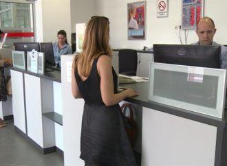 Prošle godine zatvoreno gotovo 7.000 poslovnica banaka u eurozoni