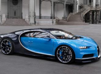 I Bugatti pravi hibrid: Mehanički nema bolje od Chirona
