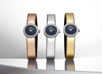 Dior predstavlja pet novih časovnika
