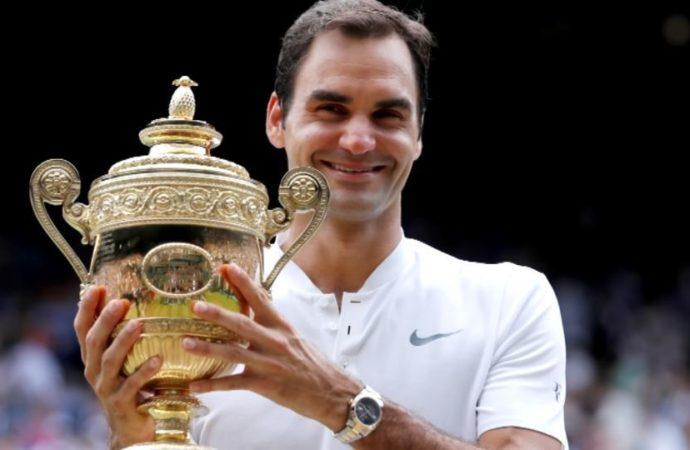 Federer na turnirima zaradio 109,9 miliona dolara