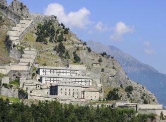 """Tvrđava u Italiji koju nazivaju """"Velikim zidom Alpa"""""""