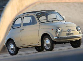 FIAT 500 zvanično priznat kao djelo moderne umjetnosti